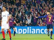 Crónica Barcelona Sevilla