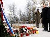 Rusia Polonia acuerdan placa sobre accidente aéreo Kaczynski