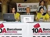 Pucherillo independentista Barcelona