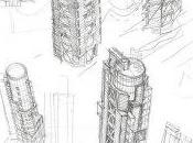 Diseñan rascacielos forma cohete inspirado gesta Gagarin Vivienda elmundo.es