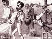 Exposición caricaturas siglo XIX, Biblioteca Nacional Perú