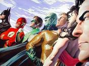 """""""Justice league"""": reflota adaptación cine"""