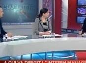 figura Interim Manager debate televisión