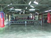 Muay Thai centro entrenamiento.