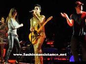Penélope Cruz Javier Bardem desmelenan bailan escenario junto Prince