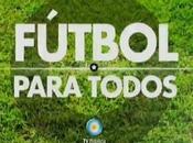 Fútbol Para Todos está descenso directo