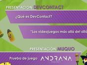Charla informativa sobre industria videojuego: DevContact
