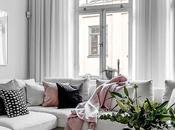 Lámpara techo para zona sofá