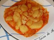 Patatas guisadas cominos