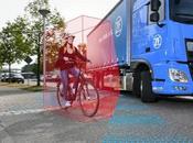 Punto ciego: hace camiones sean seguros tráfico ciudad