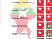 Aung resiste aunque pierde escaños estaban juego