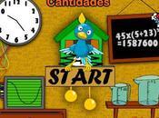 juegos matemáticos cyberkidsz para Educación Infantil