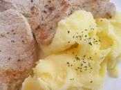 Puré patatas estilo Robuchon