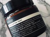 Aesop: violet leaf hair balm