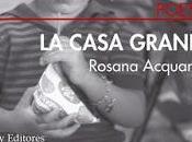 Rosana Acquaroni. casa grande