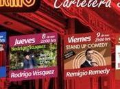 Stand Comedy obra teatro Cartelera Primavera Café Palermo