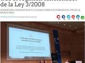 3/2008. Colegio Profesionales Actividad Física Deporte Catalunya (Coplefc)