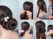 Peinados novia paso