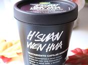 """H´Suan Lush """"Dios chino cabello"""" hidrata fortalece"""