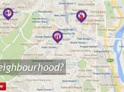 SafeCity, mapa mundo para compartir lugares públicos violencia género