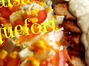 Receta salsa roquefort,fácil rápida