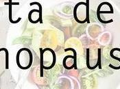 Dieta para Menopausia, alimentos combatirla engordar