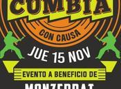 Organizan evento para recaudar fondos beneficio Monserrat.