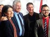 Díaz-Canel agradece solidaridad británica Cuba