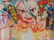 manga Stone recibirá adaptación anime para 2019