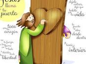 Jesús está puerta… abre desde interior