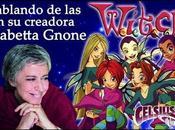 Hablando W.I.T.C.H. Elisabetta Gnone (Iria Parente Marta Álvarez)