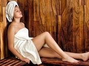 sauna facial. Excelentes resultados limpieza cutis