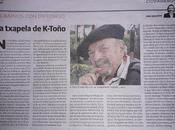 "muerto Toño, ""nuestro"" caricaturista"