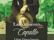 Capello, nueva novela Lilian Flores Guerra lanza viernes Noviembre Casa Colorada