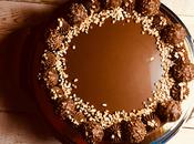 """Tarta """"Ferrero Rocher"""""""