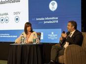 Rubinstein disertó XIII Jornadas Universitarias Sistemas Información Salud
