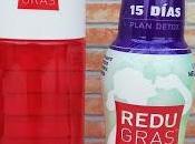 """Probando """"redugras detox"""": plan detox días"""