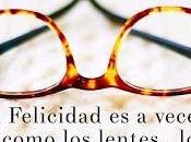 Miércoles Mudo: Gafas Felicidad