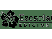 Novedades Escarlata Ediciones Noviembre 2018