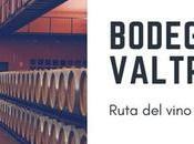 Rutas vino: Visita Bodega Valtravieso