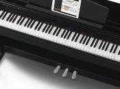 Demostración piano digital yamaha