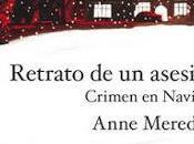 Retrato asesino. Crimen Navidad Anne Meredith (Alba Editorial, noviembre 2018)