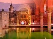 Jardines alma: Alhambra Castillo Interior