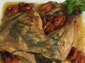 Pollo Horno Albahaca Tomatitos
