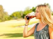 Diabetes tipo ¿cómo afectan riesgo bebidas endulzadas fructosa?