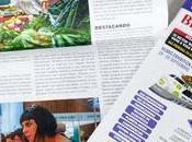 Impresión material gráfico para Asociación Vida Sana