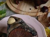 Bund Cake Castañas Chocolate