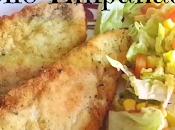 Pechuga pollo empanada,muy tierna jugosa