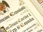 ANIVERSARIO Constitución Española 1978