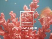 Color Pantone para 2019, Living Coral
